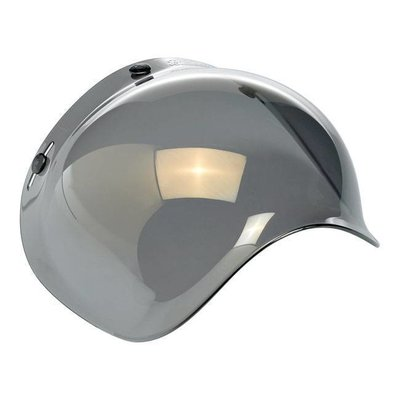 Biltwell Lite Smoke Bubble Visor