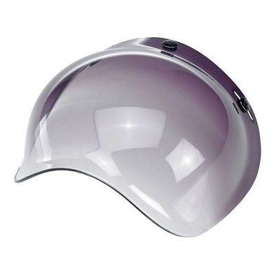 Biltwell Smoke Gradient Bubble Visor