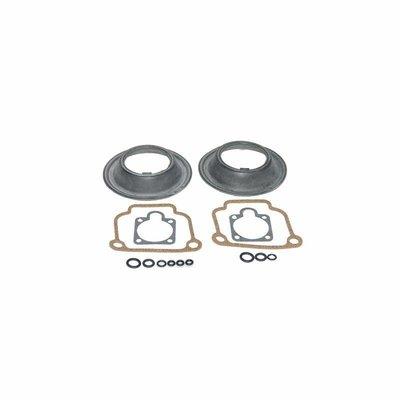 Gasket set for two type 32 Bing CV Carburators