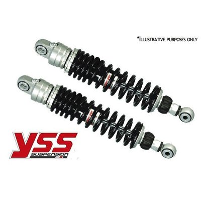 YSS BMW 350MM R-Series Rear Shocks RZ362