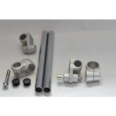 Tarozzi Tarozzi 40mm Low Rise Clipons sizes from 48mm to 54mm