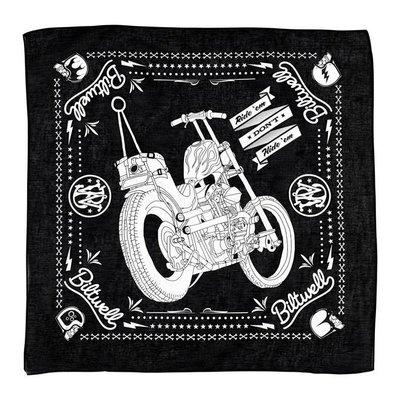 Biltwell Mandana Chopper - Black