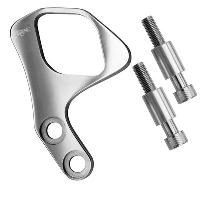 Motone LHS Ignition Relocation Bracket - Polish