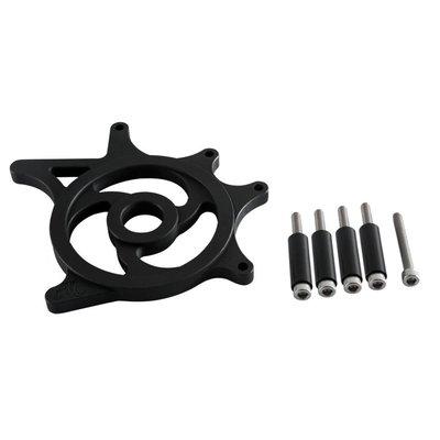 Motone Custom Sprocket Cover - Black