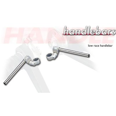 Tarozzi 40mm Low Rise Clipons sizes from 27mm to 46mm