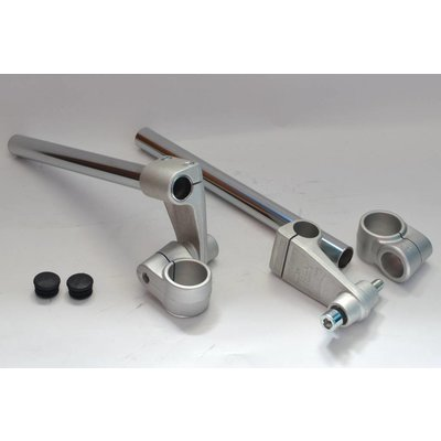 Tarozzi Tarozzi 70mm High Rise Clipons sizes from 27mm to 46mm