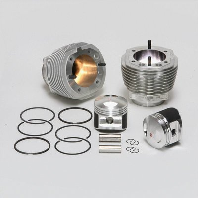 Replacement Kit Extra 1000cc Plug & lPlay for BMW R2V models up to 9/1980
