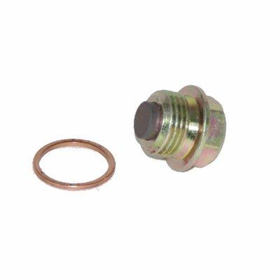Oil drain plug magnetic M 18x1,5 engine for BMW R2V, K2V, K4V