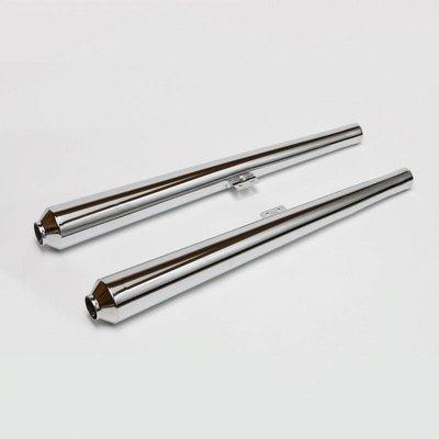 Set Hoske Silencers 38 mm for all BMW /5, /6 and /7 models