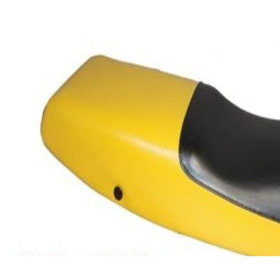 Seatcover black yellow for BMW K1 models