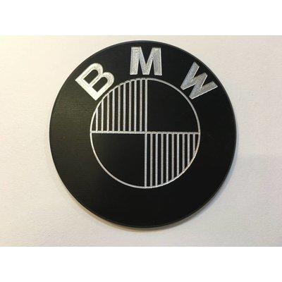 Luxurious 70MM BMW Emblem Set Type 4