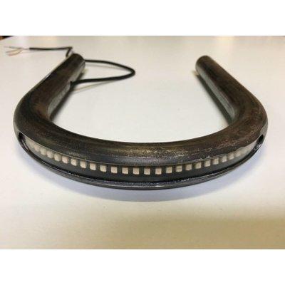 """Cafe Racer Hoop + LED-Strip 22mm / 7/8"""""""