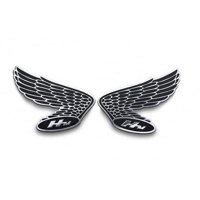 Honda Wings HM Badges