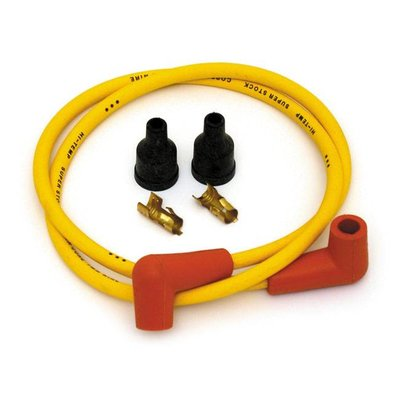 Accel Copper Sparkplug Cable Set 7MM Yellow