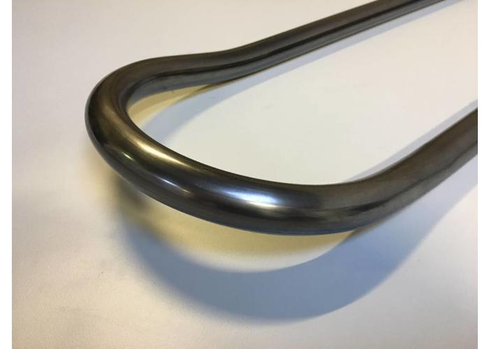 """15 Degree 1"""" Upswept Cafe Racer Loop Extra Long"""