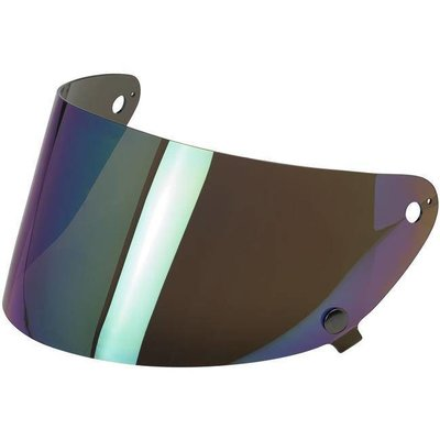 Biltwell Gringo S Flat Shield Rainbow