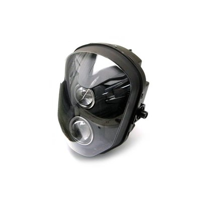 Motorcycles United Dual Projector Headlight - Modern