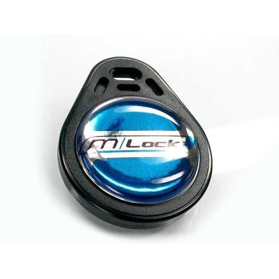 Motogadget m-Lock Teardrop Key
