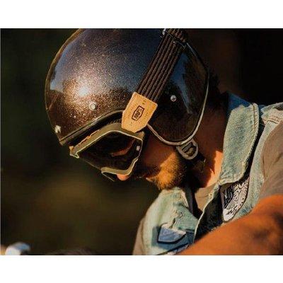 100% Barstow Hudson Smoke Goggle