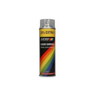 Motip Clear Spray Paint Gloss 500ML