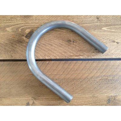 """1"""" Cafe Racer Hoop 237mm Steel"""