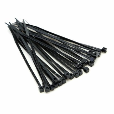 Zip Ties Plastic 100MM 100 Pcs