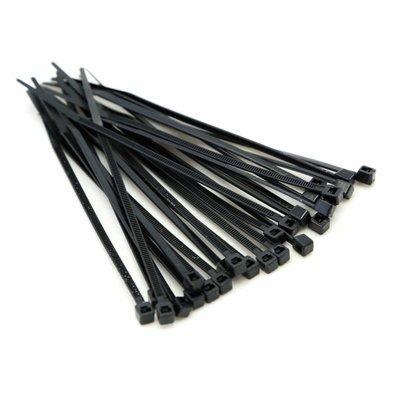 Zip Ties Plastic 165MM 100 Pcs