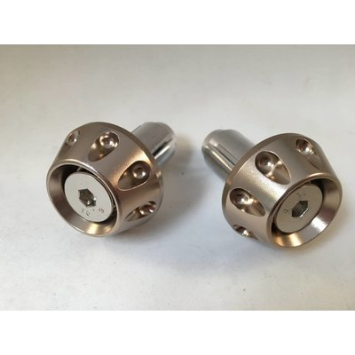 Steering Weights Silver 22mm Type 3