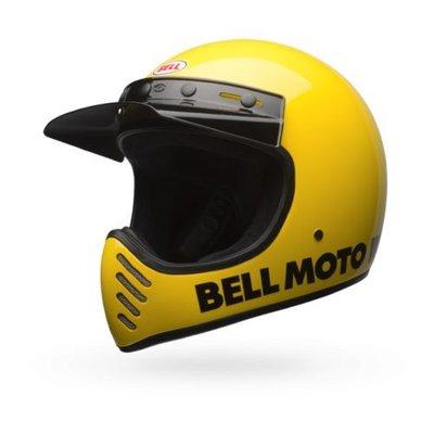 Bell Moto-3 Classic Yellow