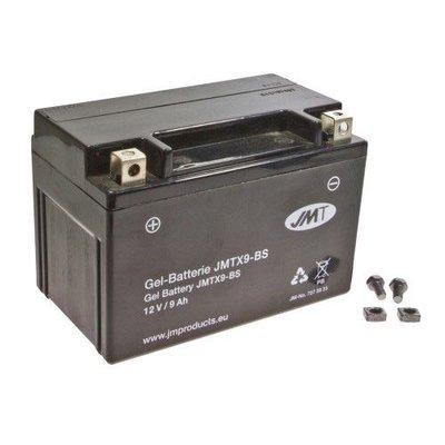 JMT Maintenence Free Battery YTX9-BS