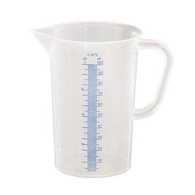 Mannesmann Measuring cup plastic 1 L
