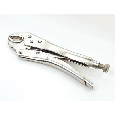 Mannesmann Locking pliers 250mm forged jaws