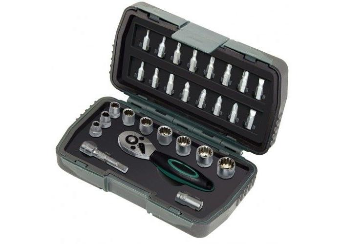 Mannesmann Multilock socket- bitset 28 pieces