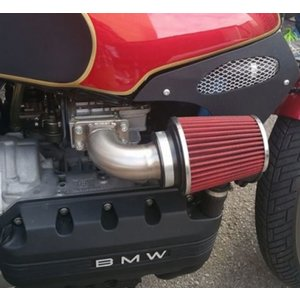 Motorcycles United BMW K-Serie Air Intake Stainless