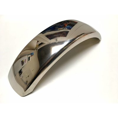 Motorcycles United 158MM Chrome Rear Fender type 3