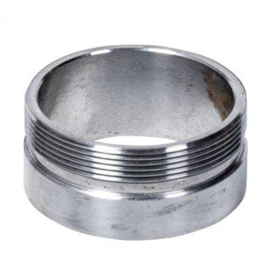"""Steel 2"""" Fuel Bunge / Fuel Neck Flange for Monza Fuel Cap"""