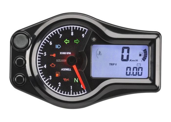 Acewell ACE-6454H Dashboard 9000 RPM