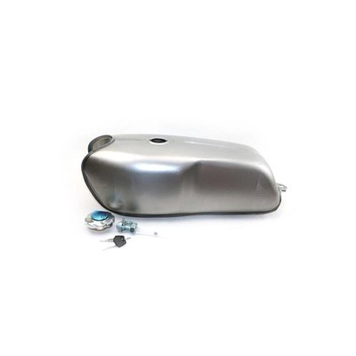 Retro Racing Style Fuel Tank with Accessoires Type 1