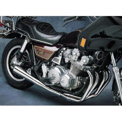 MAC Exhausts Yamaha XJ 750 4-into-1 exhaust megaphone