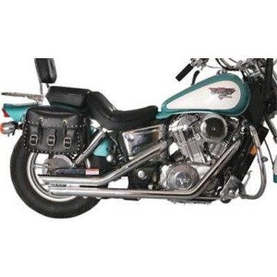 MAC Exhausts Honda 750 Ace Exhaust Drag Pipes Slash Back