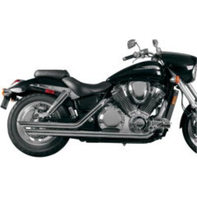 MAC Exhausts Honda VTX 1800 Exhaust Drag Pipes Slash Back