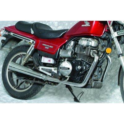 MAC Exhausts Honda CB 400/450 2-Into-2 Exhaust