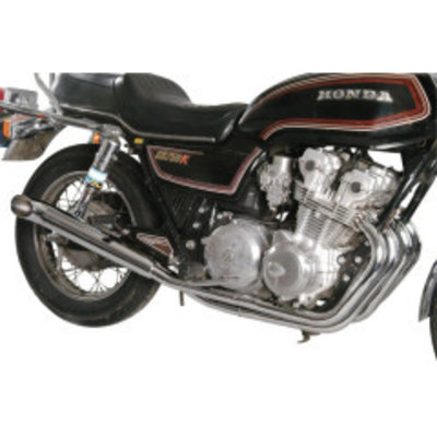 MAC Exhausts Honda CB 750 K 4-into-2 exhaust system chrome