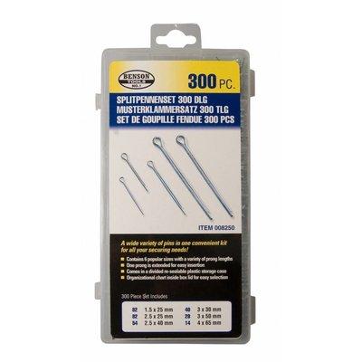 Split Pins Set 300 Piece
