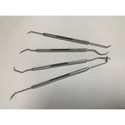 Hook tool set 4 pcs