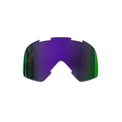 SMF Mariener Moto Goggle Replacement Lens Indigo