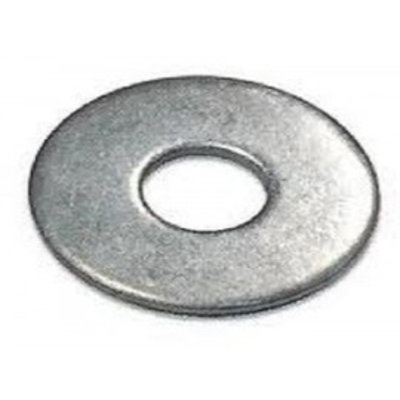 M10 x 26 Metal Ring Steel - 10 Pieces
