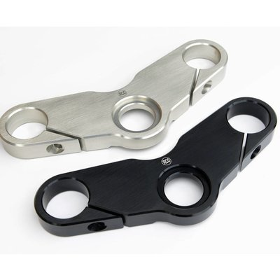 RCO BMW Triple Clamp 38,5mm - Clean - Anodized Natural