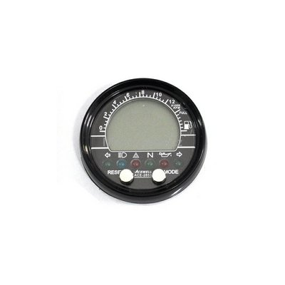 Acewell Digital Dash Black Speedo ACE-2853S