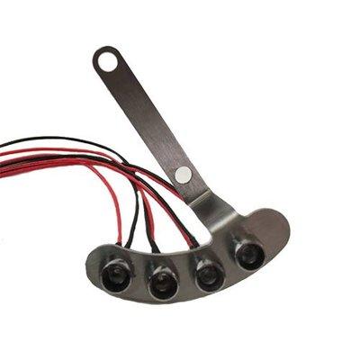 Indicatorlights Bracket Daytona Velona Type 7
